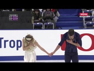 Габриэлла Пападакис _ Гийом Сизерон КТ Гран При Японии 2016