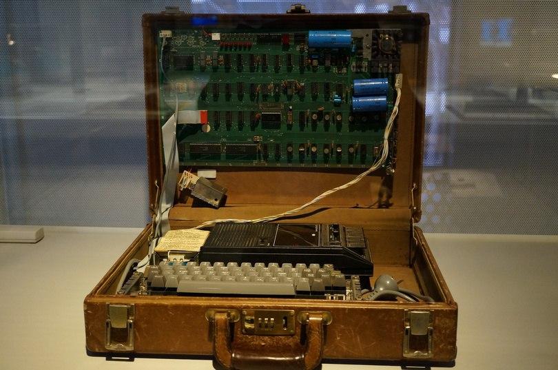 Раритетный Apple I в рабочем состоянии выставлен на аукцион