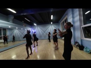 Latina Dance Family - Lady - training 30.08.17