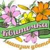 """Магазин цветов """"Квиточка"""""""