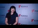 Видео цель Дмитриевой Жени для проекта Трансформация летом