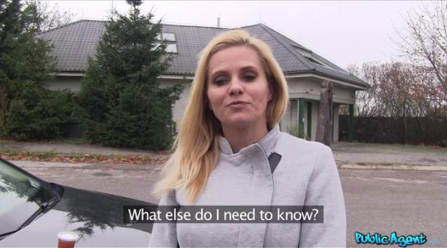 PublicAgent E436 Black Canary – PublicAgent 17 01 01 Black Canary