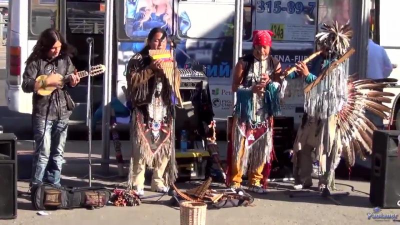 Индейцы на невских берегах (ч. 2 - 2013)