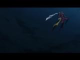 Cyborg 009 vs. Devilman  Киборг 009 против Человека-Дьявола 3 серия - OVA