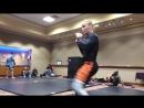 Лас Вегас UFC207 Вечерняя тренировка