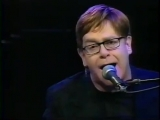 Elton John - The Rosie O'Donnell Show. March 22, 2000. 'Someday Out of the Blue'