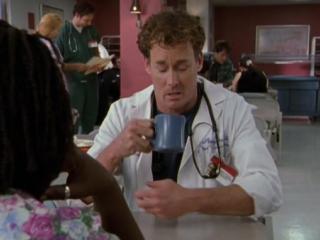 Клиника / Scrubs 02x01 - My Overkill.(DVDrip).(ruseng).lo