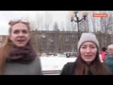 2017г. 'Крымский' митинг в Сыктывкаре. Студенты колледжей и вузов рассказывают, как их принудительно сгоняют митинговать