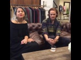 LiveChat with Sam Heughan for Barbour