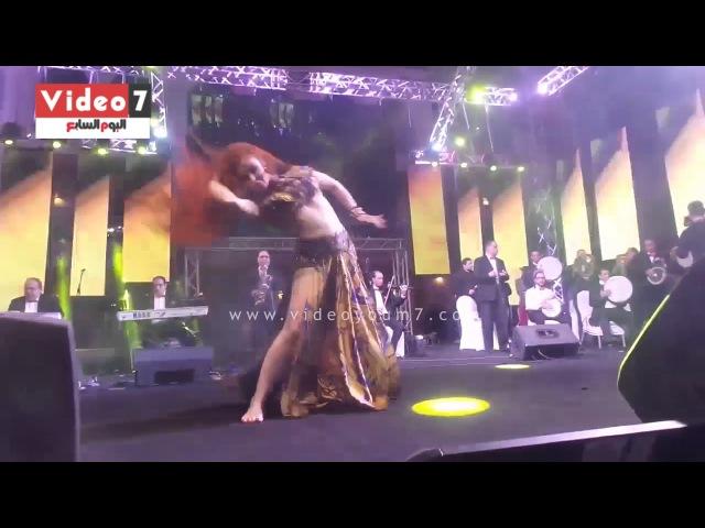 Oxana Bazaeva | Оксана Базаева | الروسية أوكسانا تشعل حفل مهرجان طابا