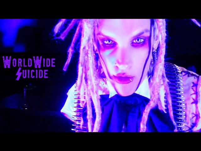Davey Suicide - World Wide Suicide [Official Music Video]