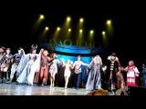 Чудо-Юдо. Мюзикл. Поклоны. Антон Авдеев, Анастасия Азеева-Шведова, Евдокия Малевс...
