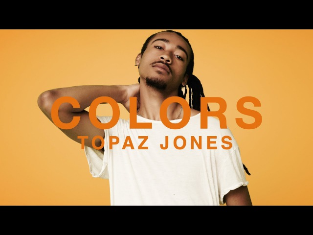 Topaz Jones - Tropicana | A COLORS SHOW