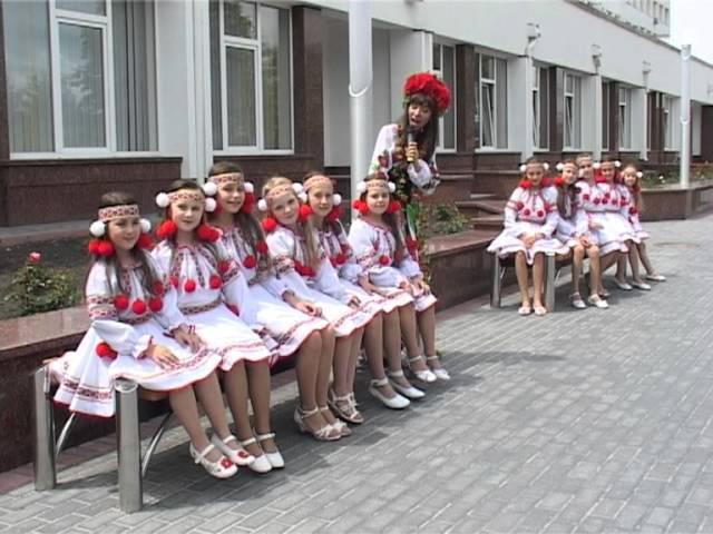 Ірина Новомлинська та гурт Краплинки Мова єднання