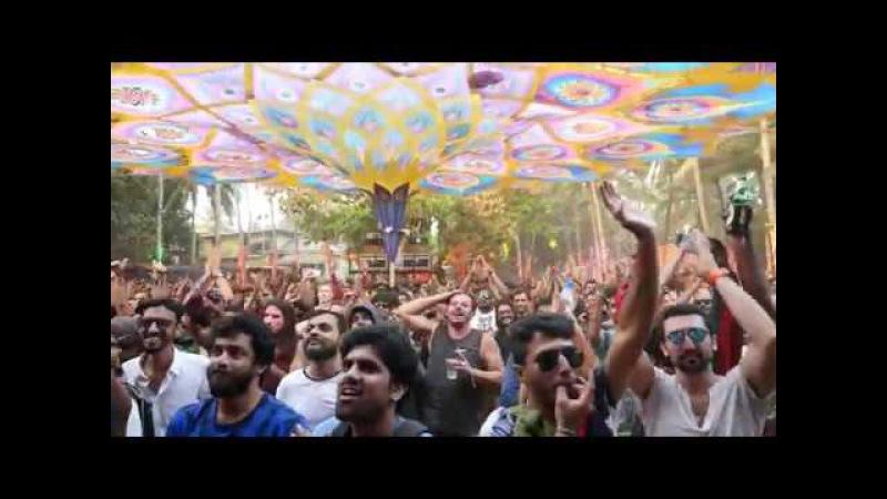 Goa Hill Top Vagator New Years Eve 2016 2017