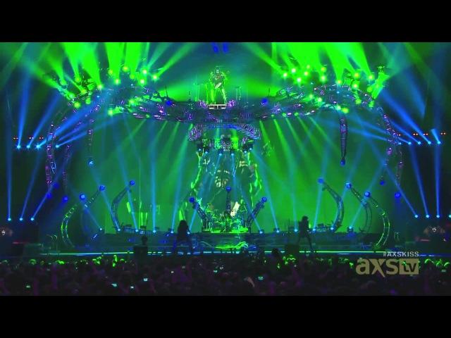KISS Monster Tour Live Full Concert