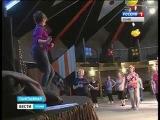 Сюжет Вести Коми о факультете танцев  в рамках проекта