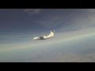 А-50 в небе над Беларусью (A-50 Guards the Sky over Belarus)