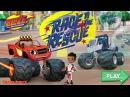 Вспыш и Чудо Машины Спешат на Помощь Мультики про Машинки Монстер Траки Игра для...