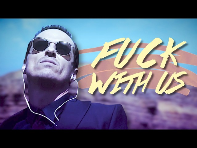 ❖ f*ck with us | moriarty;