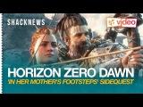 Horizon Zero Dawn Gameplay 'In Her Mother's Footsteps' Sidequest