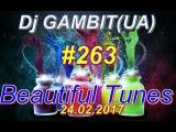 Dj GAMBIT(UA) - Beautiful Tunes #263 (February 2017 Radio)[24.02.2017]