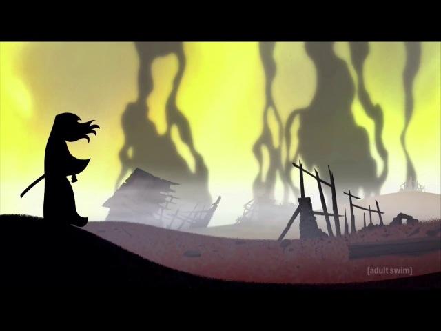 Samurai Jack Season 5 intro HD