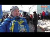 В Кирове горожане устроили давку за кепки, майки и тетрадки ЛДПР