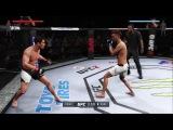 UFL 17 FW (XBOX) DOOHO CHOI (Salazar2448) DOMINICK vs CRUZ (Sx trin lv smk)
