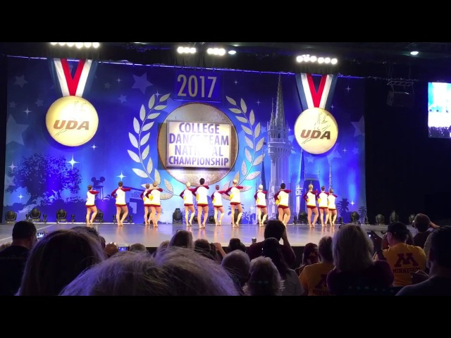 Minnesota Pom UDA Nationals 2017