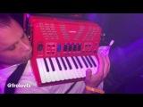 Семён Фролов электро-аккордеон Дабстеп в клубе Stereo Club