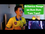 MC Fioti - Bum Bum Tam Tam-  REACTION