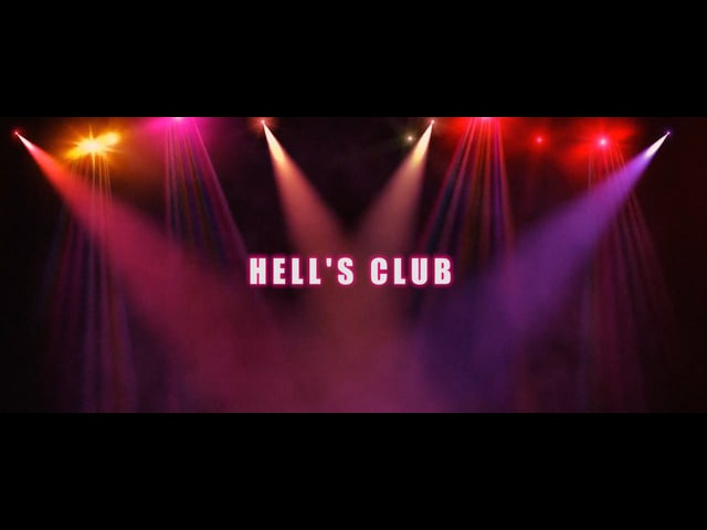 HELL'S CLUB. AMDSFILMS. NARRATIVE MOVIE MASHUP