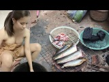 village food factory - country food in my village - traditional food in cambodia #2