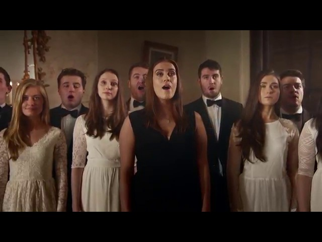UCD Choral Scholars - The Gartan Mother's Lullaby (Official Video)