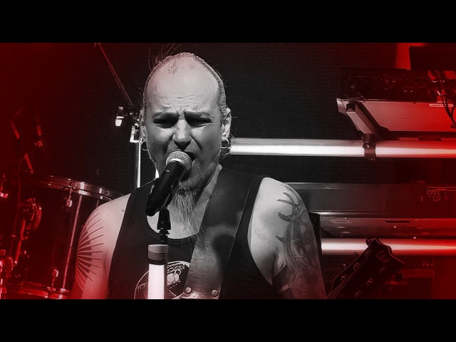 """SAMAEL Rite of Renewal"""" live at Sala Chango in Madrid Spain on the 9th December 2016"""