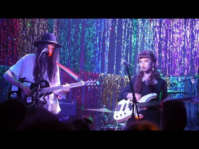 Ghost Hippies - Mutant City, Zoccolo 2.0, 24.07.2015