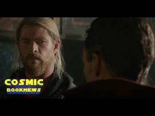Thor: Ragnarok Japanese Trailer With Doctor Strange