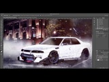 VT Design - Virtual Tuning Nissan R33 Sedan