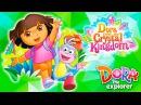 Dora the Explorer: Dora Saves the Crystal Kingdom. Game For Kids.