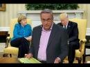 Встретились Бяка и Бука : Андрей Норкин о нерукопожатии Трампа и Меркель