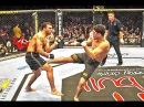 Nick Diaz vs Robbie Lalwler [FIGHT HIGHLIGHTS]
