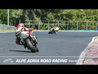Best Laptime Pannoniaring Onboard R6 Girl Racing R6 in FIM Alpe Adria Championship