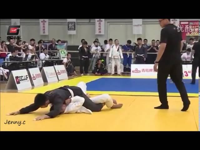 [Huang Jingyu黄景瑜] 柔术 BJJ cut - Did you feel the beats?