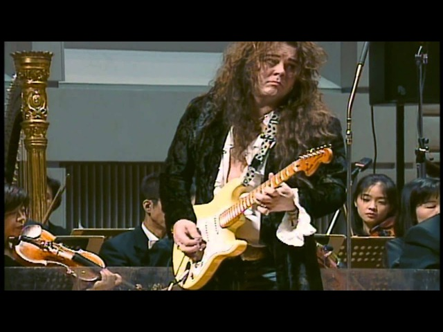 Yngwie Malmsteen Live with Japanese Philharmonic Orchestra - Full HD