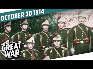 Fresh Meat - The Search For New Recruits I THE GREAT WAR - Week 14