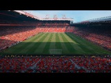 Manchester United vs West Ham | Premier League | Old Trafford | EPL Opening Match | PES 2017 HD