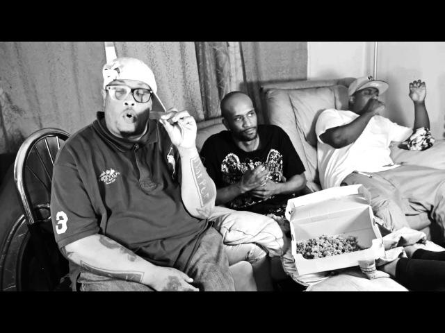 Bizarre Ghetto Boyz FT. King Gordy K.B. Official Music Video