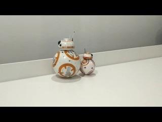 Robots Expo | Dron show | Dancing robots | Smart Robots