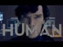 Just human Sherlock